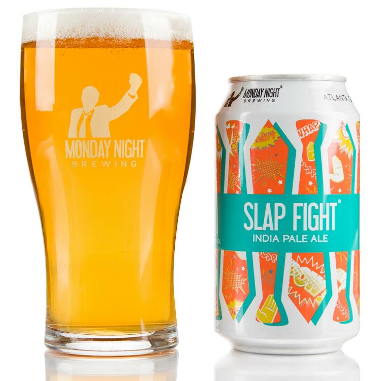 Logo of Monday Night Slap Fight