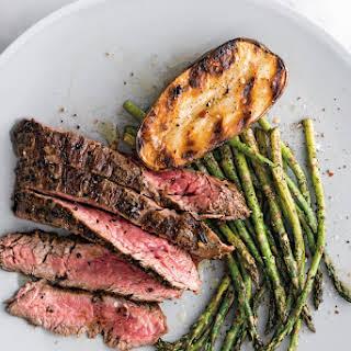 Steak Asparagus Potatoes Recipes.