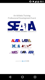 SEATA AT Educational Event App- screenshot thumbnail