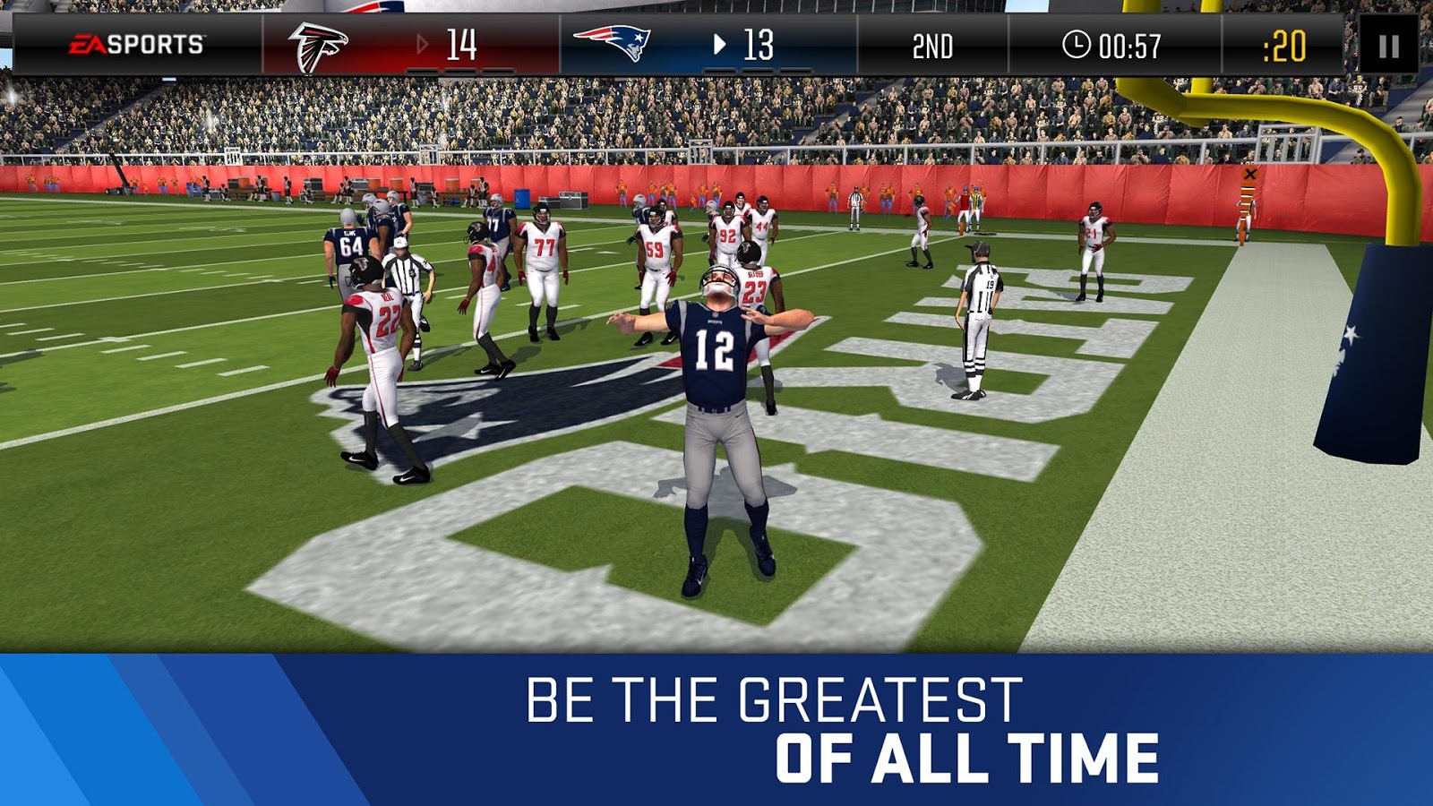 Madden NFL Football- screenshot