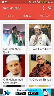 Ceramah KH. Zainuddin MZ (MP3) - screenshot