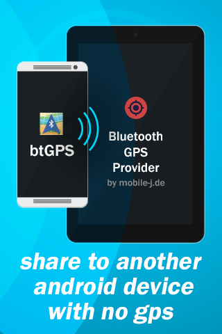 GPS Bluetooth di uscita- screenshot
