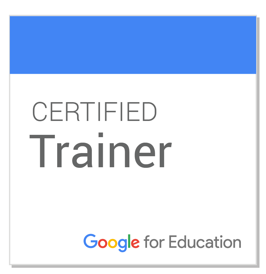Google Certified Trainer Badge