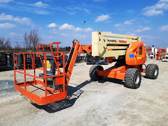 Picture of a JLG 450AJ