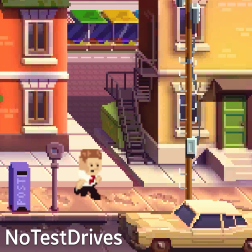 No Test Drives - Retro Car Sales Car Yard Game Android APK Download Free By LaideGamers