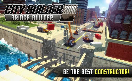 免費下載模擬APP|City Builder 16 Bridge Builder app開箱文|APP開箱王