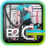 B2CT / Crossfit Timer - Beginner (No Ads) Icon