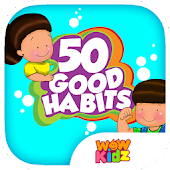 50 Good Habits for Kids