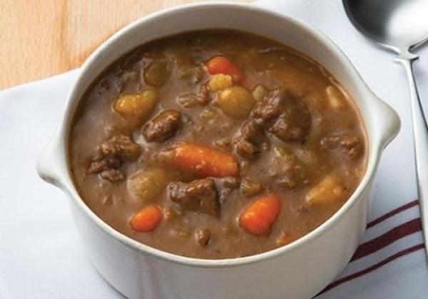 Sister Kate's Red Wine Beef Stew Recipe