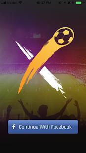 FootballX - náhled