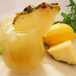 Pine-Lime-Lemon Juice.