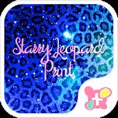 Theme-Starry Leopard Print-
