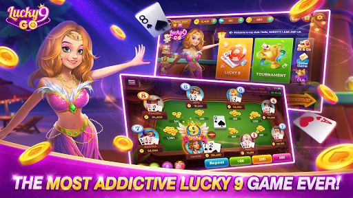Lucky 9 Go - Free Exciting Card Game! apktreat screenshots 1