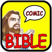 Children's Comic Bible Story