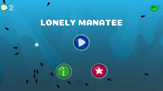Lonely Manatee- screenshot thumbnail