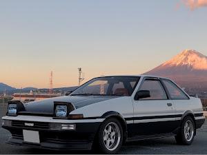 スプリンタートレノ AE86 GT-APEX 昭和62年3月生のカスタム事例画像 拓人さんの2019年11月25日12:32の投稿