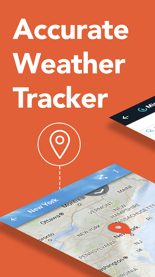 AccuWeather: Daily Forecast & Live Weather Maps- screenshot