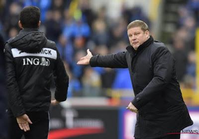 """Le coup de gueule de Vanhaezebrouck envers la presse: """"Vous devez arrêter avec ça"""""""