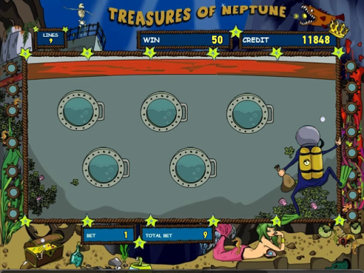 Treasures of Neptune 8.3 screenshots 4
