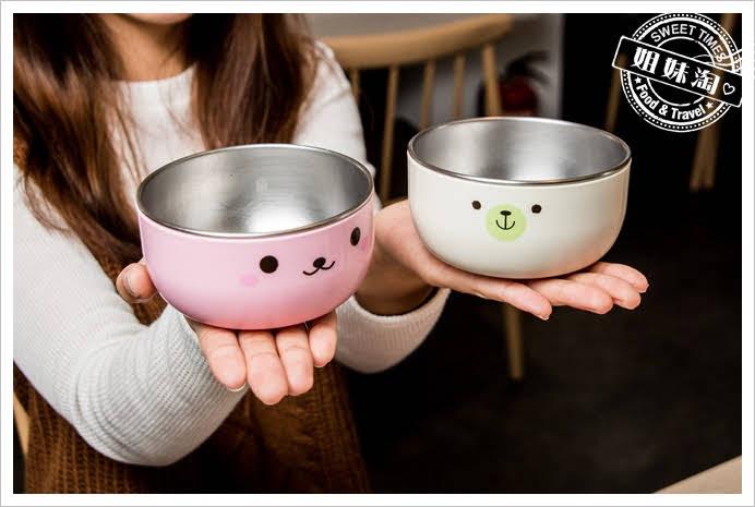 愛食鍋麻辣鴛鴦兒童餐具