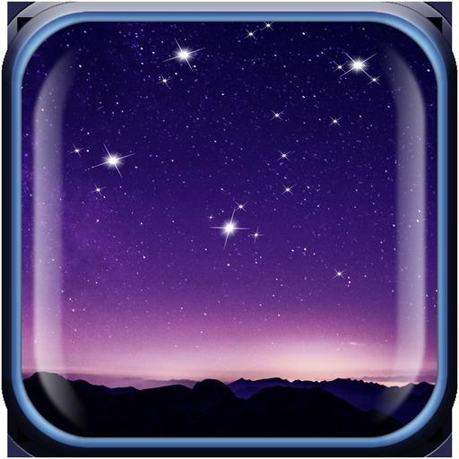 摄影の星空ライブ壁紙 LOGO-記事Game