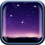 Starry Sky Live Wallpaper APK icon
