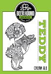 Beer Hound Teddy