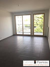 Appartement 3 pièces 57,26 m2