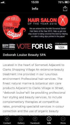 Deborah Louise Beauty SPA