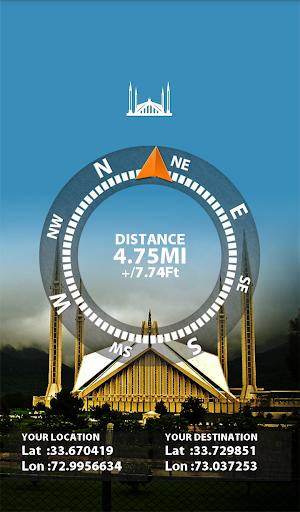 Islamabad Compass