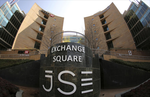 Just R9.8bn was traded on the JSE' where an average trading day turns over about R24bn.