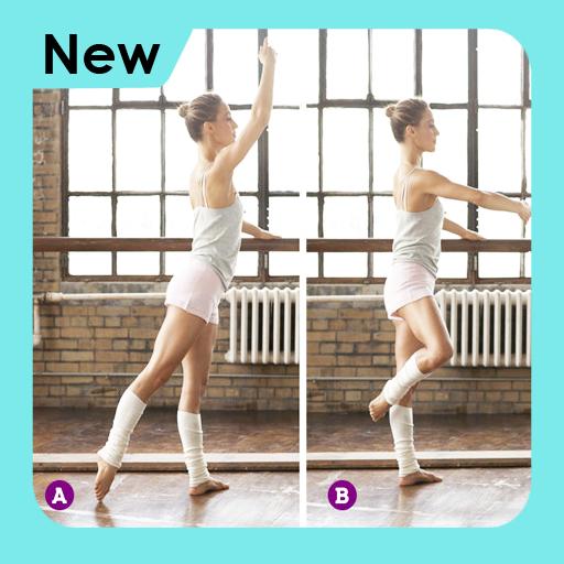 Easy Ballet Exercise