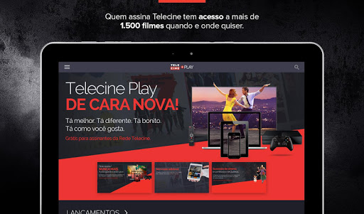 Telecine Play - Filmes Online 3.0.181 screenshots 5