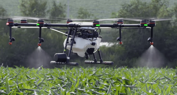 Best Agriculture Drones manufacture in India 2019 - DRONE ACADEMY