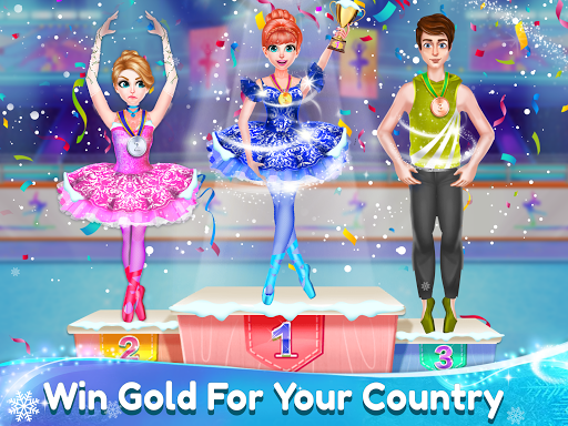 Ice Ballerina Dancing Battle: Dress Up Games ss3