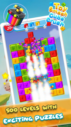 Toy Smash:Cube Blast 1.2.8 screenshots 4
