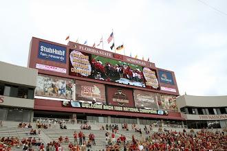 Photo: Football vs Syracuse (HC)