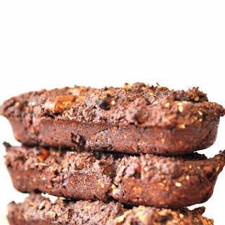Vegan Vanilla Brownie Protein Bars.