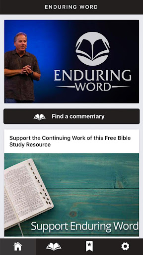 Enduring Word Commentary App Report on Mobile Action - App