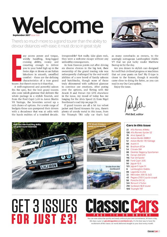 Classic Cars Magazine- screenshot