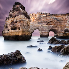 Unreal beauty by Jorge Maia - Landscapes Beaches