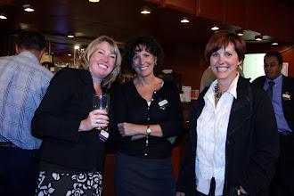 Photo: Christine Kemp, Martine Menard, and Gwen Wilkinson