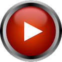 Mp4/3GP/FLV 4K HD Video Player icon