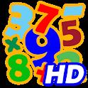 Math Quiz HD icon