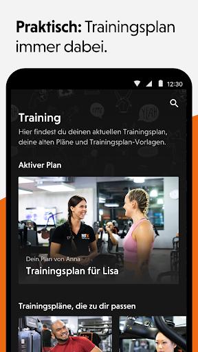 FitX - Fitness App screenshot 1