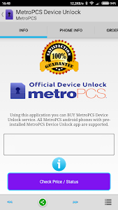 device unlock metropcs apk
