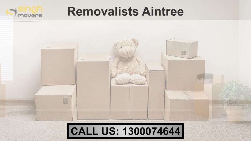 Removalists Aintree