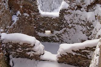 Photo: delová bašta, ktorú sme kopali 2 roky a našli sme tam krásne nálezy