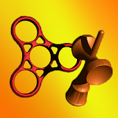 Kendama Spinner