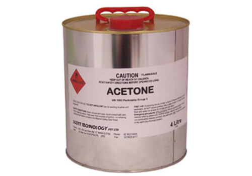 Giới thiệu hóa chất Acetone